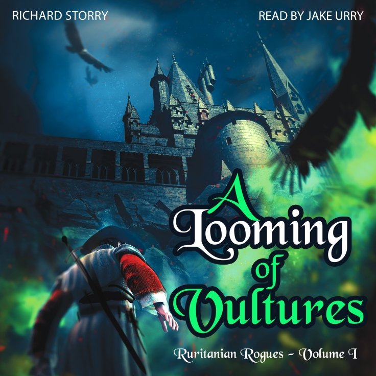 Looming of Vultures book image