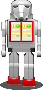 Robot Alec Birri