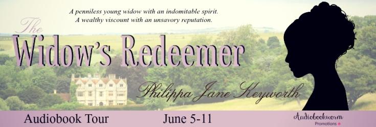 The Widow's Redeemer Banner