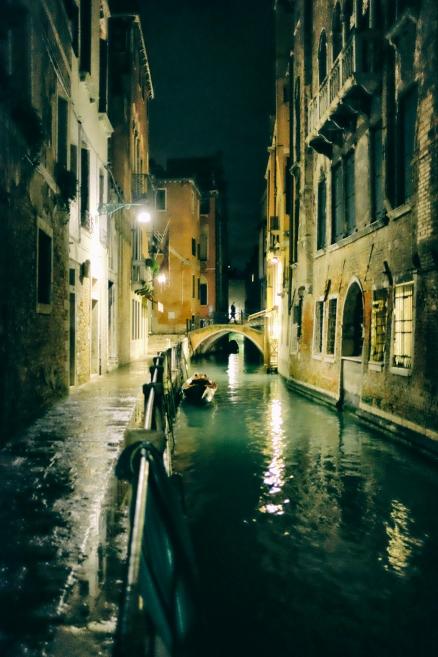Venice street shot