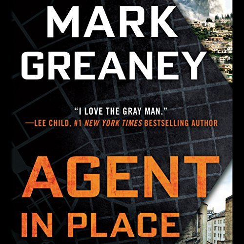 Agent in Place Audiobook