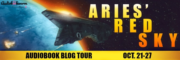 Aries' Red Sky Banner