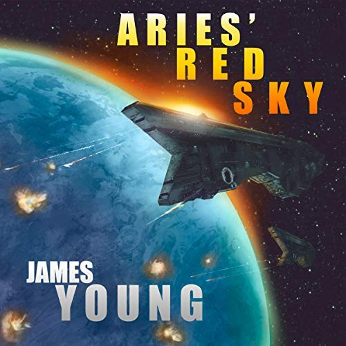 Aries Red Sky image