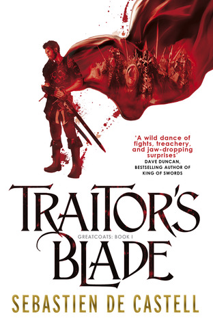 Traitors Blade