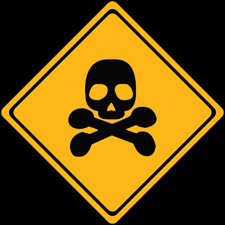 Danger sign image