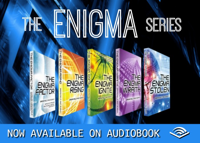 The Enigma Series Teaser