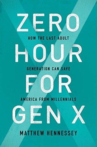 Zero Hour Gen X image