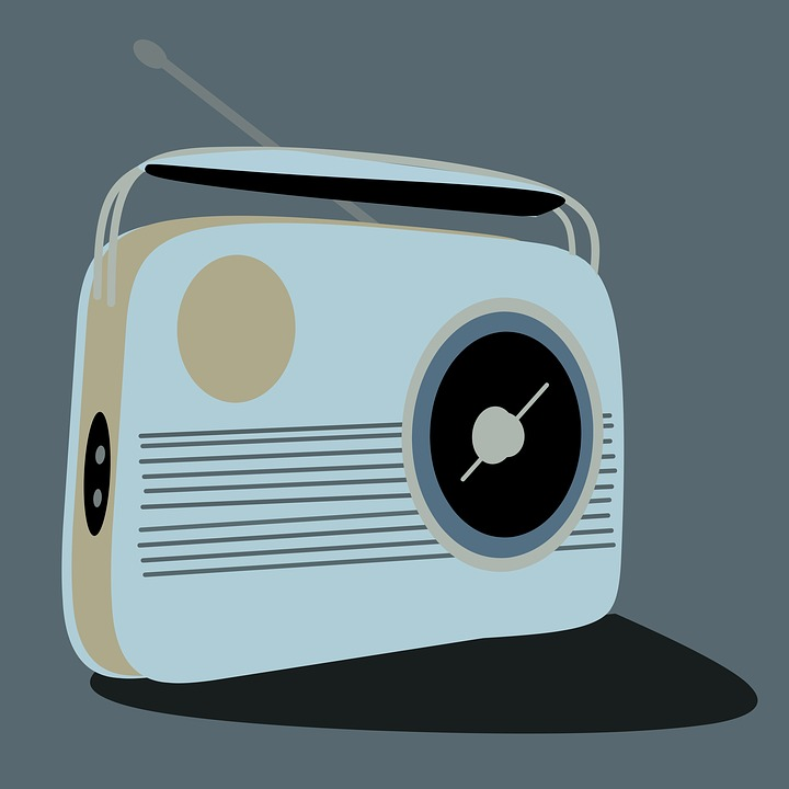 retro radio audio spy