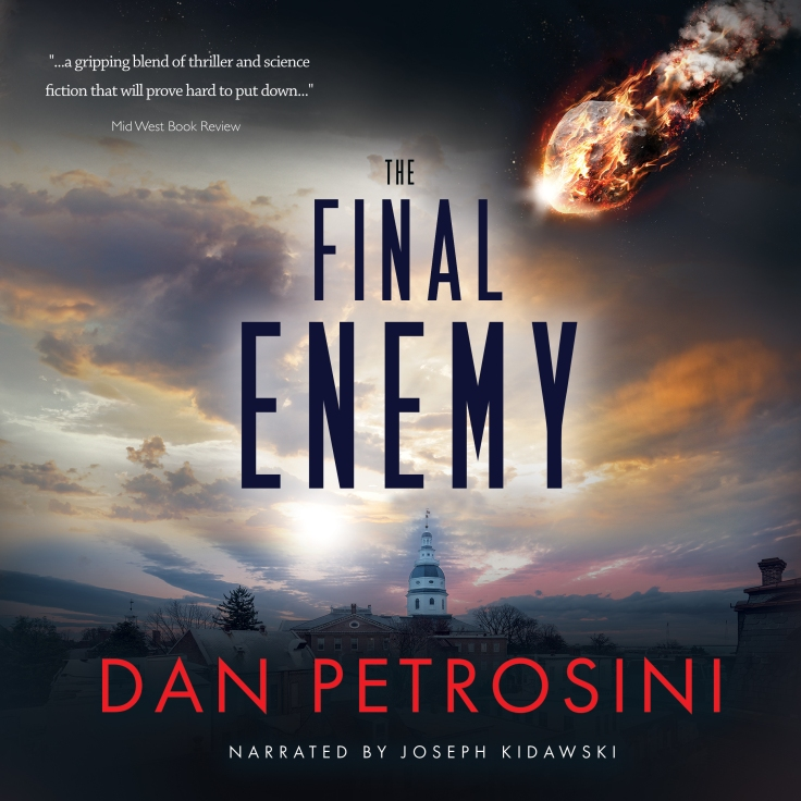 The Final Enemy Audio Cover