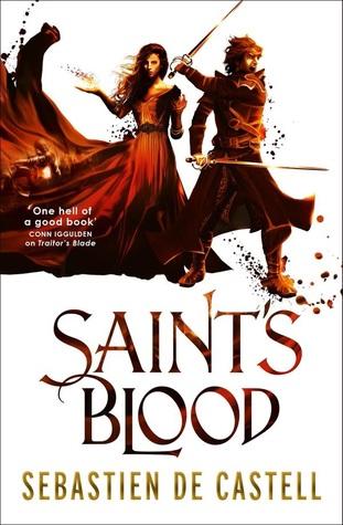 Saints blood