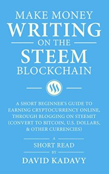 Make money writing on the sttem blockchain image