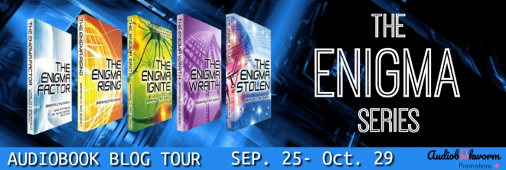The Enigma Series Banner