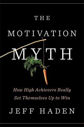 The motivation myth image